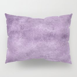 Violet wall Pillow Sham