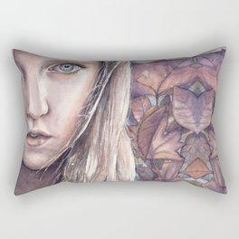 Beyond Autumn Rectangular Pillow