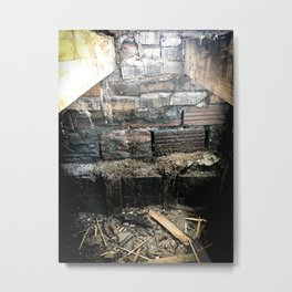 Virgil Avenue Bones Metal Print