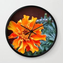 BRIGHT & BEAUTIFUL Wall Clock