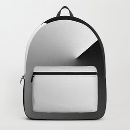 25 black and white abstract Backpack