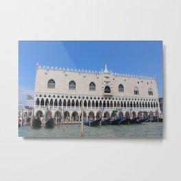 Italy Venice Metal Print