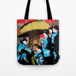 Magic mushroom Tote Bag