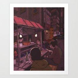 1am Art Print