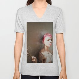 You Looked That Way In The Water Too Unisex V-Neck