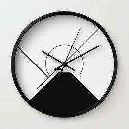 RIM DIAL Wall Clock