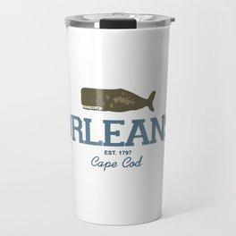 Orleans - Cape Cod. Travel Mug