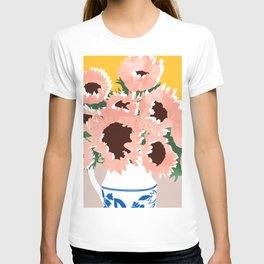 Sunshine On a Cloudy Day #painting #botanical T-shirt