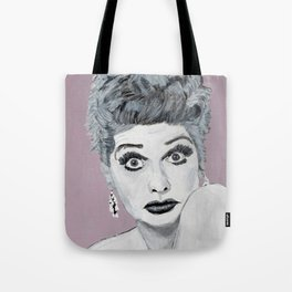 Love for Lucy Tote Bag