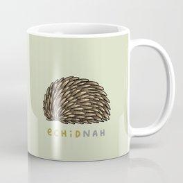 Echidna Echidnah Coffee Mug