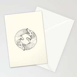 Dog Eat Dog Stationery Cards