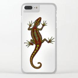 The Lizard Clear iPhone Case