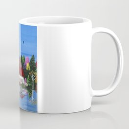 Hilly Hues Coffee Mug