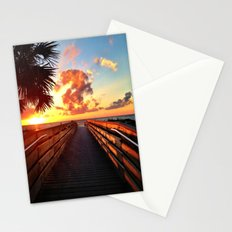 Lead me to the sun Stationery Cards