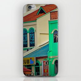 Downtown KL iPhone Skin