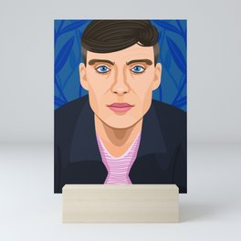 Cillian Murphy Mini Art Print