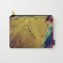 straw Carry-All Pouch