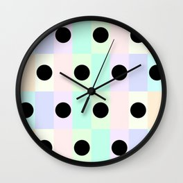 play music of the world Wall Clock