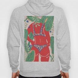 The Art Of Bikini Hoody