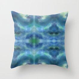ocean eyes Throw Pillow