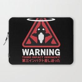Third Impact Evangelion Laptop Sleeve