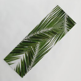 Palm Leaf III Yoga Mat