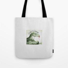 Rise In Art We Trust Tote Bag