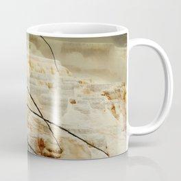 The Beauty Of A Travertine Terrace Coffee Mug