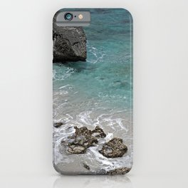 Tropical Lagoon iPhone Case