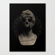 Sum Quod Eris Canvas Print