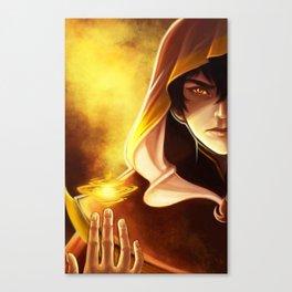 Bender Zuko Canvas Print