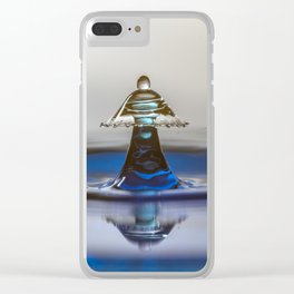 Waterdrop image # 5951 Clear iPhone Case