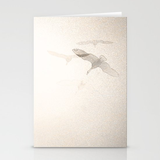 { OVERHEAD } Stationery Cards