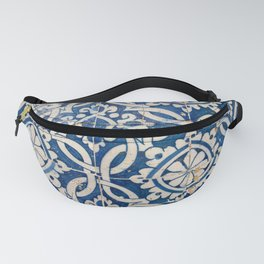 Vintage portuguese azulejo Fanny Pack