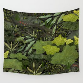 Forest Life Wall Tapestry