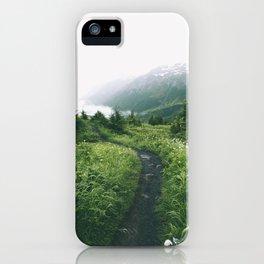 Happy Trails XIX iPhone Case