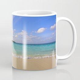 Maldives Beach Coffee Mug