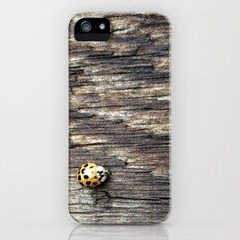 The Little Ladybug iPhone Case