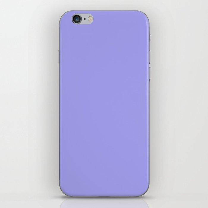 Powder Lavender iPhone Skin