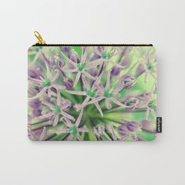 Allium christophii Carry-All Pouch