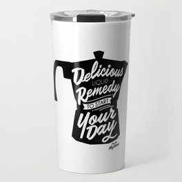 Coffee remedy Travel Mug