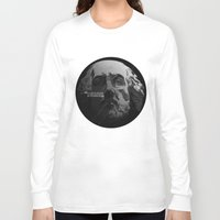 shakespeare Long Sleeve T-shirts featuring Shakespeare / Destiny by MORPHEUS