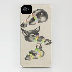 multiplicity iPhone (4, 4s) Slim Case
