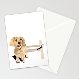 Lucy Lu Stationery Cards
