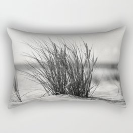 Sand dunes by the sea Rectangular Pillow
