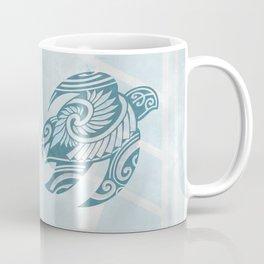 Hawaiian Tribal Turtle Coffee Mug