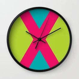 Neon Nation JAMACIA Wall Clock
