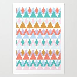 Colour of Spring 2 Art Print
