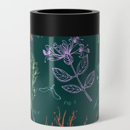 Botanical Can Cooler