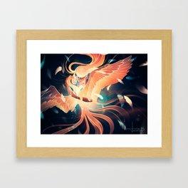 Hold Onto Innocence Framed Art Print